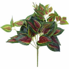 Basilicum kunst rood 45 cm