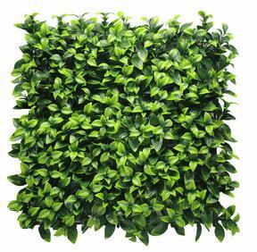 Gardenia kunstpaneel - 50x50 cm