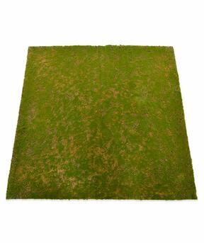 Kunstmosmat 100 x 100 cm - groen