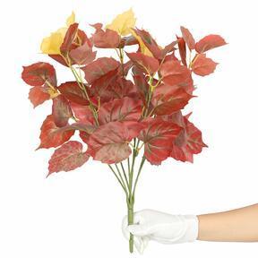 Kunstplant Pavinič rood 45 cm
