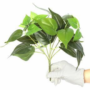 Kunstplant Philodendron Cordatum 25 cm